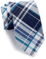 Ben Sherman Ryde Silk Plaid Tie