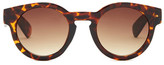 Betsey Johnson Women&s Popsickle Round Sunglasses