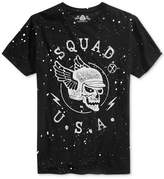 American Rag Usa Splatter Graphic T-Shirt, Created for Macy's