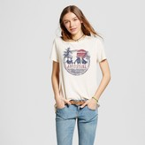 Modern Lux Women's Adventure Graphic Tee Cream - Modern Lux (Juniors')