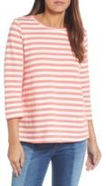 Halogen Women's High/low Cross Back Sweatshirt