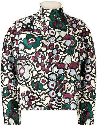 Isabel Marant Enolio abstract-print jacket