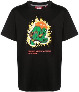 Mostly Heard Rarely Seen 8-Bit Beast T-shirt
