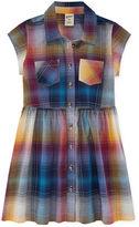 Arizona Short Sleeve Skater Dress - Preschool Girls