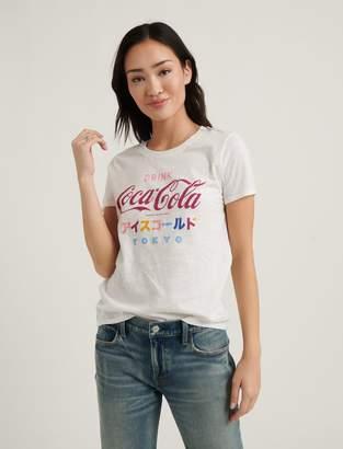 Lucky Brand Coca Cola Tokyo Tee