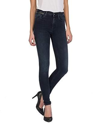 Replay Women's Zackie Skinny Jeans, (Light Blue 11), W27/L30 (Size: 27)