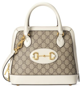 Gucci 1955 Horsebit Small Top Handle Bag