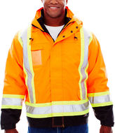 JCPenney Work King 5-in-1 Jacket-Big & Tall