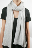 Cashmere City Scarf - Light Grey