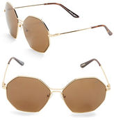 Brian Atwood 59mm Square Sunglasses