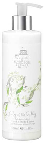 Woods of Windsor Lily of the Valley Hand and Body Lotion