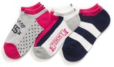 Tommy Hilfiger Final Sale- No Show Socks 3pk