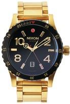 Nixon Men's The Diplomat Bracelet Watch, 45Mm