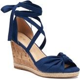 Apt. 9 Women's Lace-Up Wedge Sandals