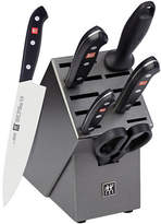 Zwilling J.A. Henckels Zwilling 7 Piece Knife Block Set with Bonus 8 Piece Contemporary Steak Set