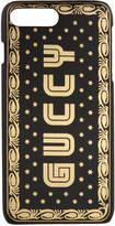 Gucci Black Sega Guccy iPhone 8 Plus Case