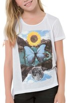 O'Neill Girl's 'Parallel Universe' Graphic Tee