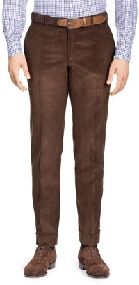 Isaia Slim-Fit Corduroy Separate Trousers