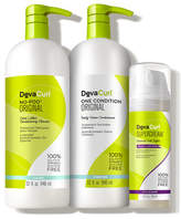 DevaCurl Super Pumped Kit for Curly Hair