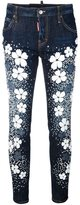 DSQUARED2 'Cool Girl' jeans - women - Cotton/Polyester/Spandex/Elastane - 38