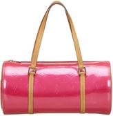Louis Vuitton Bedford patent leather handbag