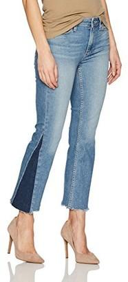 Paige Women's Colette Crop Flare Jeans