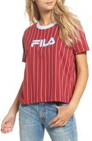 Fila Women's Lonnie Pinstripe Tee