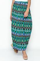 Lila Ila Tiana Maxi Skirt