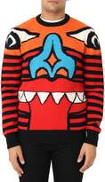 Givenchy Red Cherry Totem Crewneck