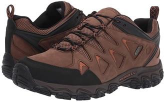 Merrell Pulsate 2 Leather Waterproof (Dark Earth) Men's Shoes
