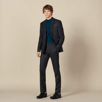 Sandro Wool Suit Pants