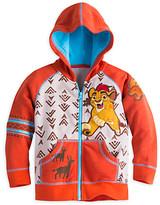 Disney The Lion Guard Zip Hoodie