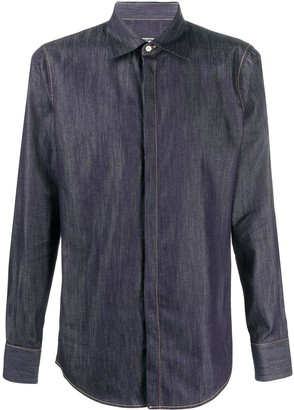 DSQUARED2 Slim Denim Shirt