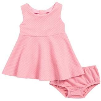 Kate Spade Vivian Textured Dress (Baby)