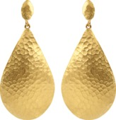 Yossi Harari Large Melissa Pear Drop Earrings