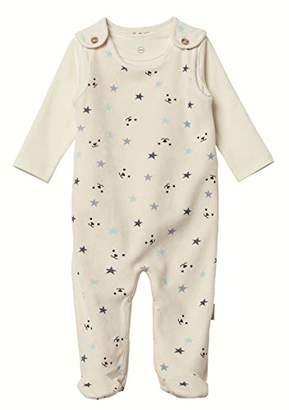 Steiff Baby Set Strampler + Sweatshirt Clothing