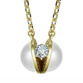 Yin & King Fine Fash Necklace Pendant (Gold) PE20008-02