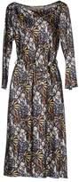 L'Autre Chose Knee-length dresses - Item 34764653