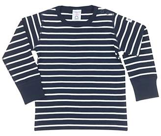 Polarn O. Pyret Baby GOTS Organic Cotton Stripe Top