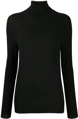 Marni Ribbed Turtleneck Jumper