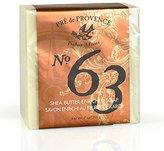 Pre de Provence Aromatic, Warm and Spicy, No. 63 Men's 200 Gram Cube Soap