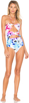 6 Shore Road Waterside One Piece Swimsuit