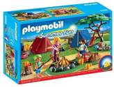 Playmobil 6888 Summer Fun Camp Site with LED Fire Playset