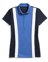 Tommy Hilfiger Women's Colorblock Polo