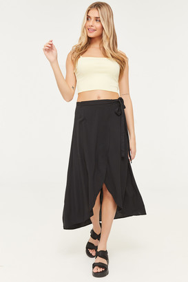 Ardene Maxi Wrap Skirt