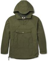 Battenwear - Scout Water-resistant Cotton-blend Hooded Jacket