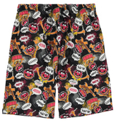 George Muppets Animal Short Lounge Pants