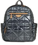 TWELVElittle Companion Backpack Diaper Bag in Pewter