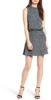 Cupcakes And Cashmere Women's Noely Print Blouson Dress