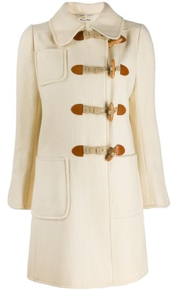 Emanuel Ungaro Pre-Owned 1960s Short Duffle Coat
